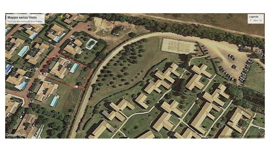 28 Perimetro Villa Campidano 21