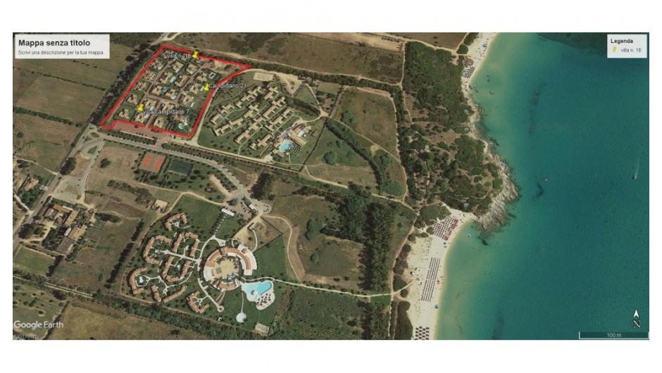29 villaggio I Giardini Segreti di Spiaggia Dorada