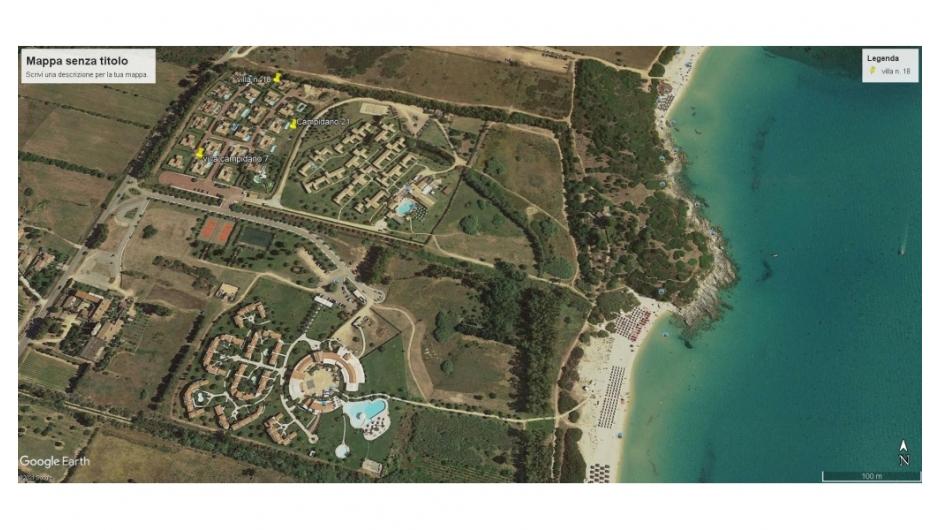 Villaggio I Giardini Segreti di Spiaggia Dorada