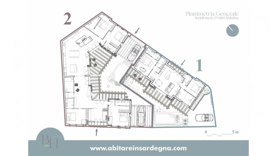 22 proposta di due unità immobiliari