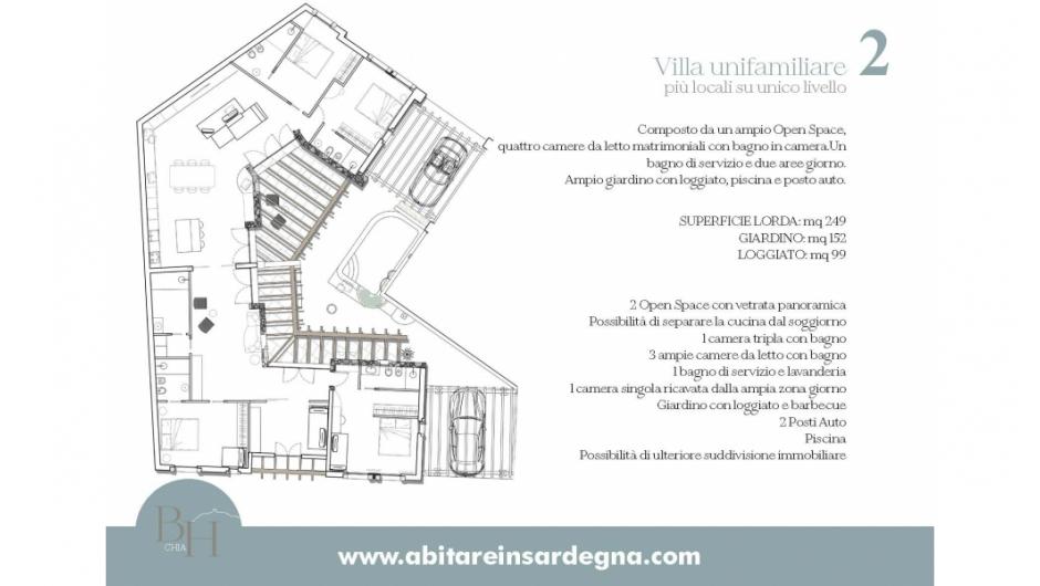 23 Villa grande