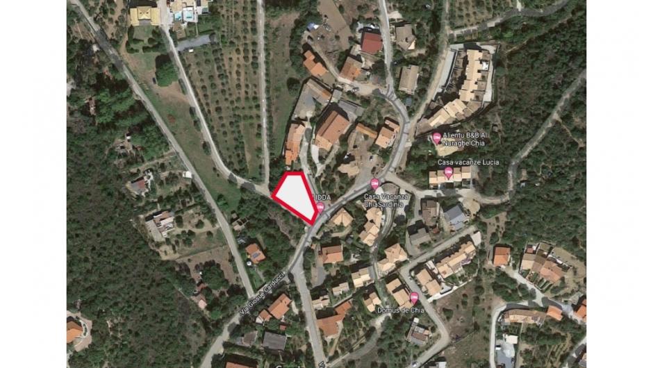 26 perimetro e localizzazione zona costruzione ville