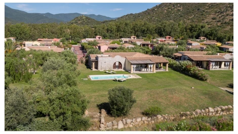 villa Campidano 20 foto drone 2